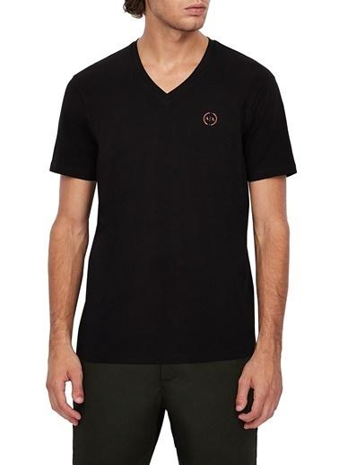 Armani Exchange Tişört Siyah